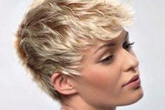 Taglio di capelli 2016 y peinados primavera verano estilo despeinado