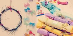 Spring cracker craft project