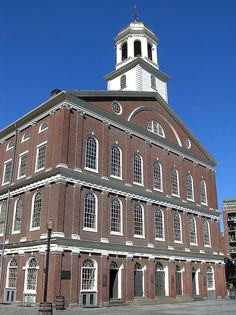 Fanueil Hall Photograph  - Fanueil Hall Fine Art Print