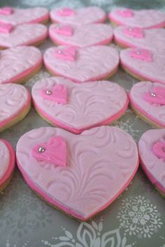 More V Day Cookies Decorating Ideas | Itu0027s Pink..... | Pinterest | Cookie  Decorating, Cake Cookies And Sugar Cookies