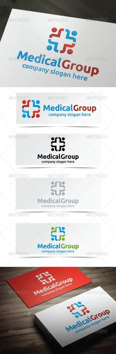 Medical Group  http://graphicriver.net/user/debo243/portfolio