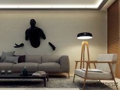 """Check out this @Behance project: """"LIVING ROOM"""" https://www.behance.net/gallery/41473127/LIVING-ROOM"""