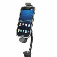 ラビット: シガーソケットに取り付けられる簡単設置のカーホルダー 検証済みスマートフォン: Galaxy S3/S4/Note/Note2