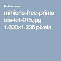 minions-free-printable-kit-015.jpg 1.600×1.236 pixels