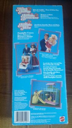 heart family doll mattel