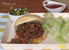 Sloppy+joe:+panino+con+carne+macinata