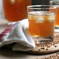 Maikin mokomin: Japanilainen ohratee   Japanese barley tea