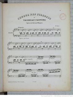 Richard Wagner, opera