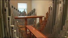 Home converted into pipe organ