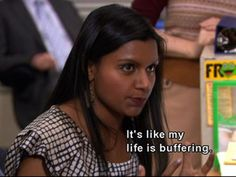 Mindy Kaling always knows what to say