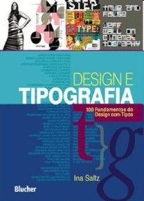 Design e Tipografia Ina Saltz