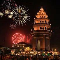 Phnom Penh New Years Eve