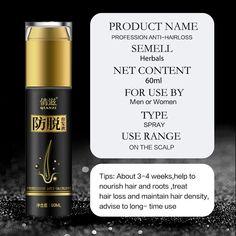 Hair Growth Essence Oil Anti Hair Loss Treatment for Hair Growth Hair Care Anti Preventing Hair Loss Products Hair Tonic Thick - China, 60ml yfy20