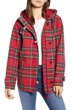 Looking for Joules Right Rain Print Waterproof Hooded Jacket ? Check out our picks for the Joules Right Rain Print Waterproof Hooded Jacket from the popular stores - all in one. Coats For Women, Jackets For Women, Clothes For Women, Tweed, Maternity Jacket, Waterproof Hooded Jacket, Fashion Pants, Tartan Fashion, Vestidos