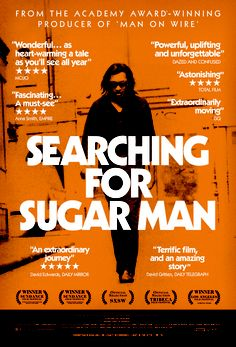 News: SEARCHING FOR SUGARMAN – ORIGINAL MOTION PICTURE AND SOUNDTRACK BRINGS RODRIGUEZ'S INCREDIBLE LIFE STORY AND 1970′S MUSIC TO A NEW