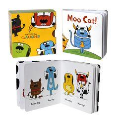 Books by illustrator Steve Mack