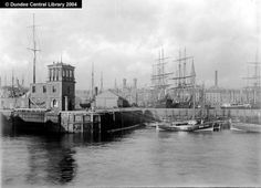 Harbour and Docks, Dundee | Photopolis