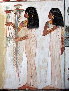 LECTURE: The Art of Interior Design for the Egyptian Afterlife: The Private Tomb of Menna at Luxor