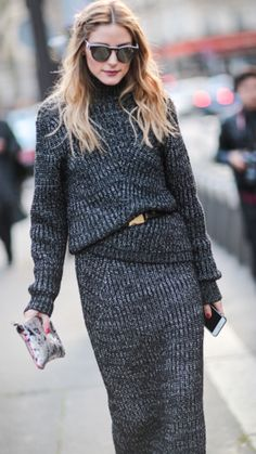 Don't love the outfit, but I love the styling...
