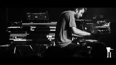 Nils Frahm - Toilet Brushes - More (Live in London) - Make time to listen to this guy all the way through. From 12:00 on you're in for some unexpected heavenly mood.