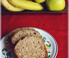 10 idei de desert fara zahar – Ama Nicolae Banana Bread, Deserts, Food, Essen, Postres, Meals, Dessert, Yemek, Eten
