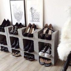 50+ Creative Diy Cinder Block Furniture Decor Ideas