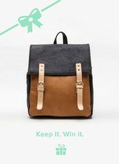 7 prizes, 7 winners! Enter on Keep!