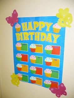Centers and Circle Time: Our Preschool Birthday Celebration