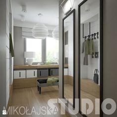 przestronna garderoba Garderoba - zdjęcie od MIKOŁAJSKAstudio