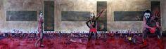 History Painting - Tom de Freston