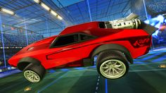 In what seems like such an ideal pairing that it must be an early April Fool's joke (it's not; we double-checked), Rocket League will soon receive new DLC themed around the upcoming Fast and Furious movie The Fate of the Furious. A new $2 DLC pack includes the Ice Charger...