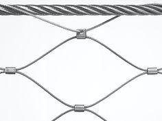 Geländer aus Edelstahl EASY Q-WEB® - Q-RAILING ITALIA