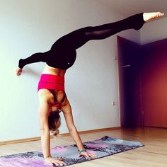 Give this yoga pose a try.