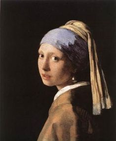 Girl with the Pearl Earring Canvas Art - Johannes Vermeer x Johannes Vermeer, Framed Canvas Prints, Stretched Canvas Prints, Canvas Art, Rembrandt, Famous Art Paintings, Oil Paintings, Kunst Poster, Montage Photo