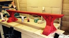 Kids balance beam made from tried making dados for the first time and they turned out ok! Balance Beam, Picnic Table, Beams, Entryway Tables, Woodworking, Projects, Kids, Furniture, Youtube