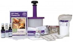 Buy Mad Mille Hard Cheese Kit - Brewing Equipment, Kits Online For Home Brewing Cheese Wax, Cheese Press, Calcium Chloride, Brewing Equipment, Hooch, How To Make Cheese, Home Brewing, Homemade