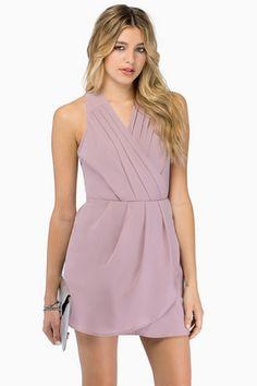 Tink Wrap Dress