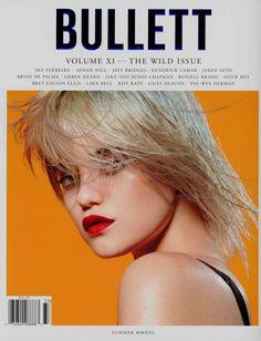 Sky Ferreira, Bullet Magazine