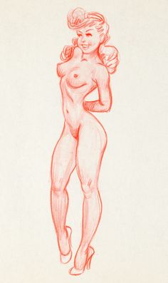 Not Pulp Covers • Disney Pin-Up Illustrations by Paul Murry (Walt...