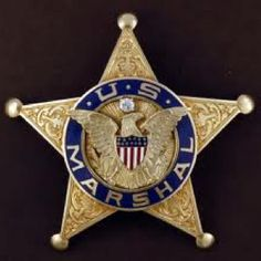 US Marshal's Badge