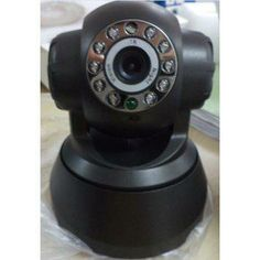 MJPG Indoor IP Camera (Black)