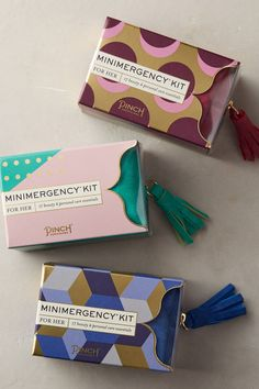 Shop the Pinch Provisions Minimergency Kit and more Anthropologie at Anthropologie today. Read customer reviews, discover product details and more.