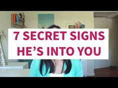 7 Secret Signs He's Into You – Not The Usual Signs To Watch For - Evolved Woman Society Dating Advice, Relationship Advice, Relationships, Signs Hes Into You, Affair Recovery, Understanding Men, A Guy Like You, Messy Room, The Heart Of Man