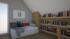 Roomstyler.com - Camera copil Bookcase, Kids Room, Shelves, Home Decor, Shelving, Homemade Home Decor, Room Kids, Kids Rooms, Shelf