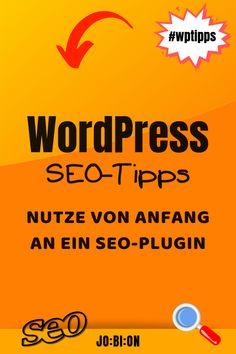 Nutze ein SEO-Plugin, das WordPress-SEO besonders für Anfänger einfacher macht. Aber denk dran, diese WordPress-Plugins unterstützen dich dabei erfolgreiches SEO zu betreiben, aber du musst trotzdem selbst aktiv werden und zum Beispiel die Meta Description schreiben, um sie für potenzielle Blog-Besucher zu optimieren. Entdecke jetzt alle 32 SEO-Tipps für WordPress-Anfänger. #wordpress #wordpressseo #seo #wordpresstipps #wordpressfüranfänger #wordpressblog #blog #bloggerwerden #jobion Seo Tutorial, On Page Seo, Online Shops, Best Seo, Wordpress Plugins, Search Engine Optimization, Online Marketing, Web Development