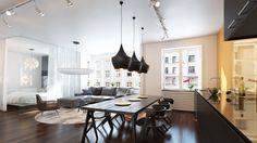 Onko sinun mielestäsi kaunein koti näyttävä loft-asunto keskellä kaupunkia? Kuva: Shutterstock. Suomen kaunein koti