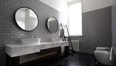 Just like the Schots handmade Italian Natura tiles - Mad About ... Metro Tiles | Mad About The House