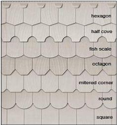 Best 44 Best Fish Scale Siding Images Shingle Siding 400 x 300
