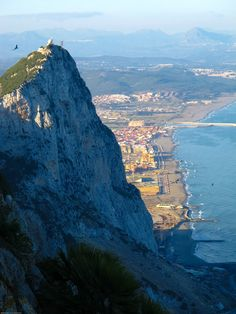 """Tip for a Trip: Great walks, great views and cute apes on the way to """"El Roque"""" - the piece of Britain within Andalucia. #holiday #ApartmentDorada"""