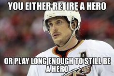 I'm gonna miss him on the ice! Ducks Hockey, Hockey Baby, Ice Hockey, Hockey Memes, Sports Memes, Hockey Boards, What Team, Anaheim Ducks, Pittsburgh Penguins